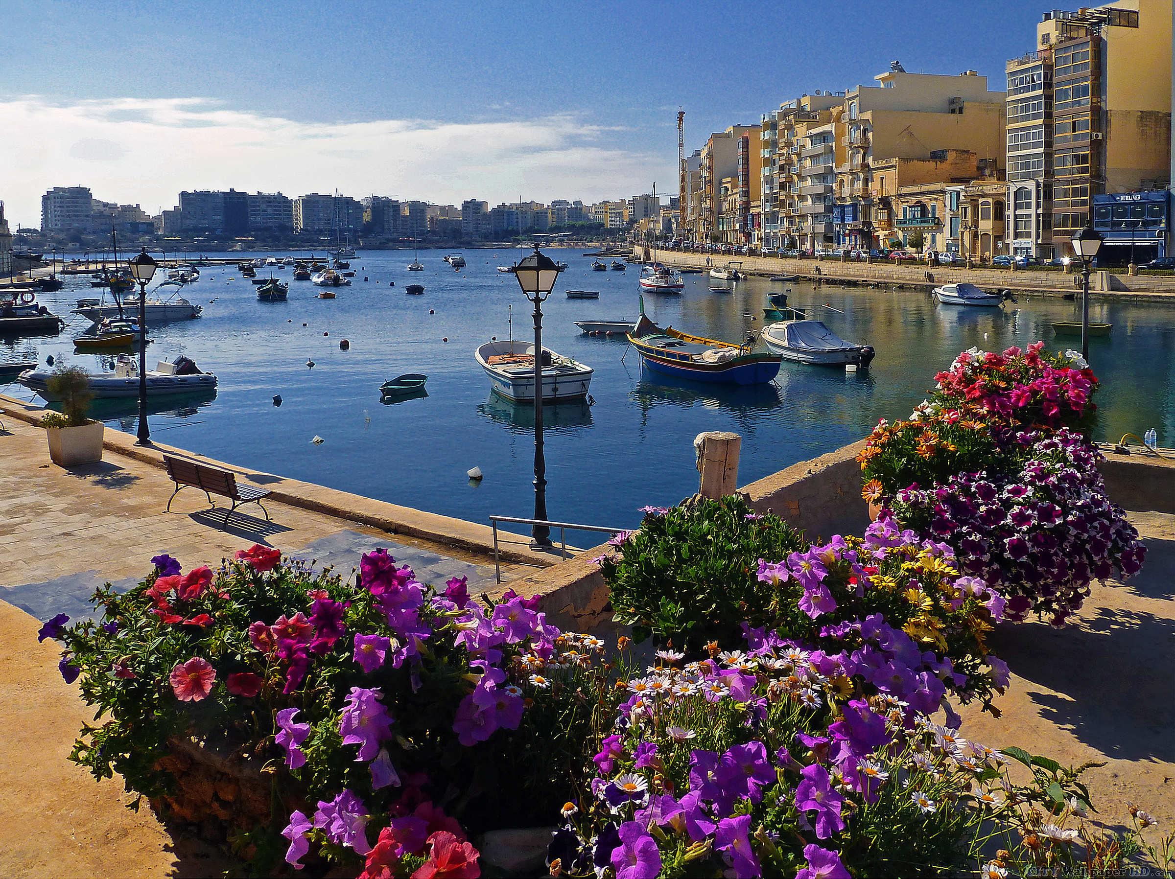 Curso em Malta