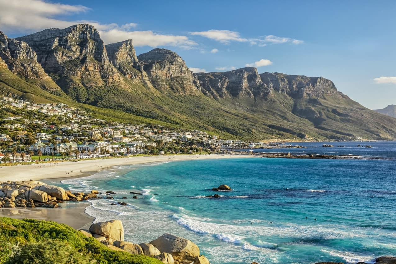 Curso na Cidade do Cabo