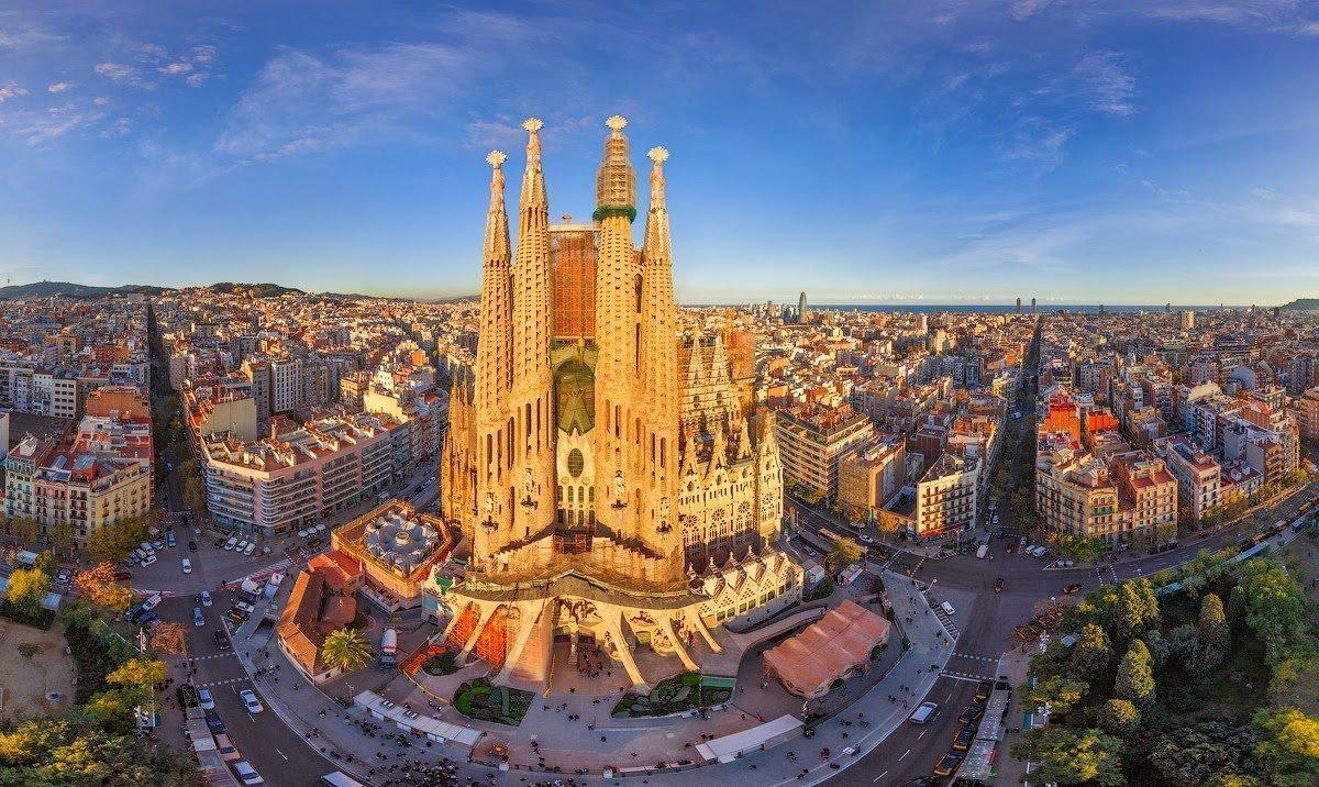 Curso na Espanha