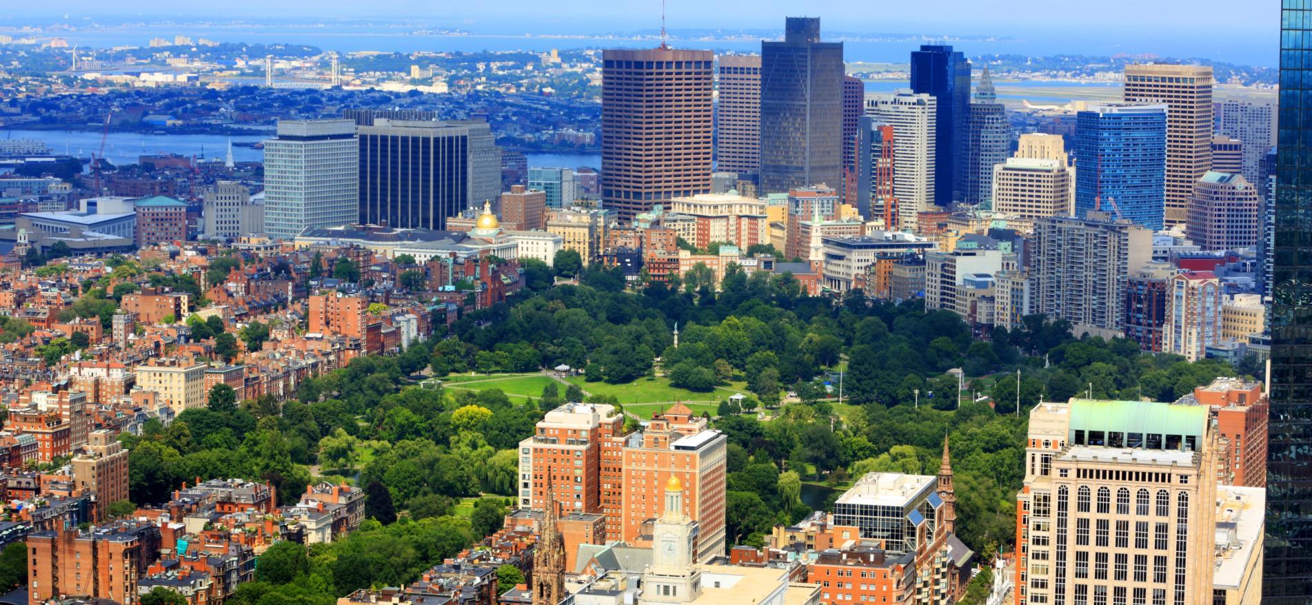 Discover Boston
