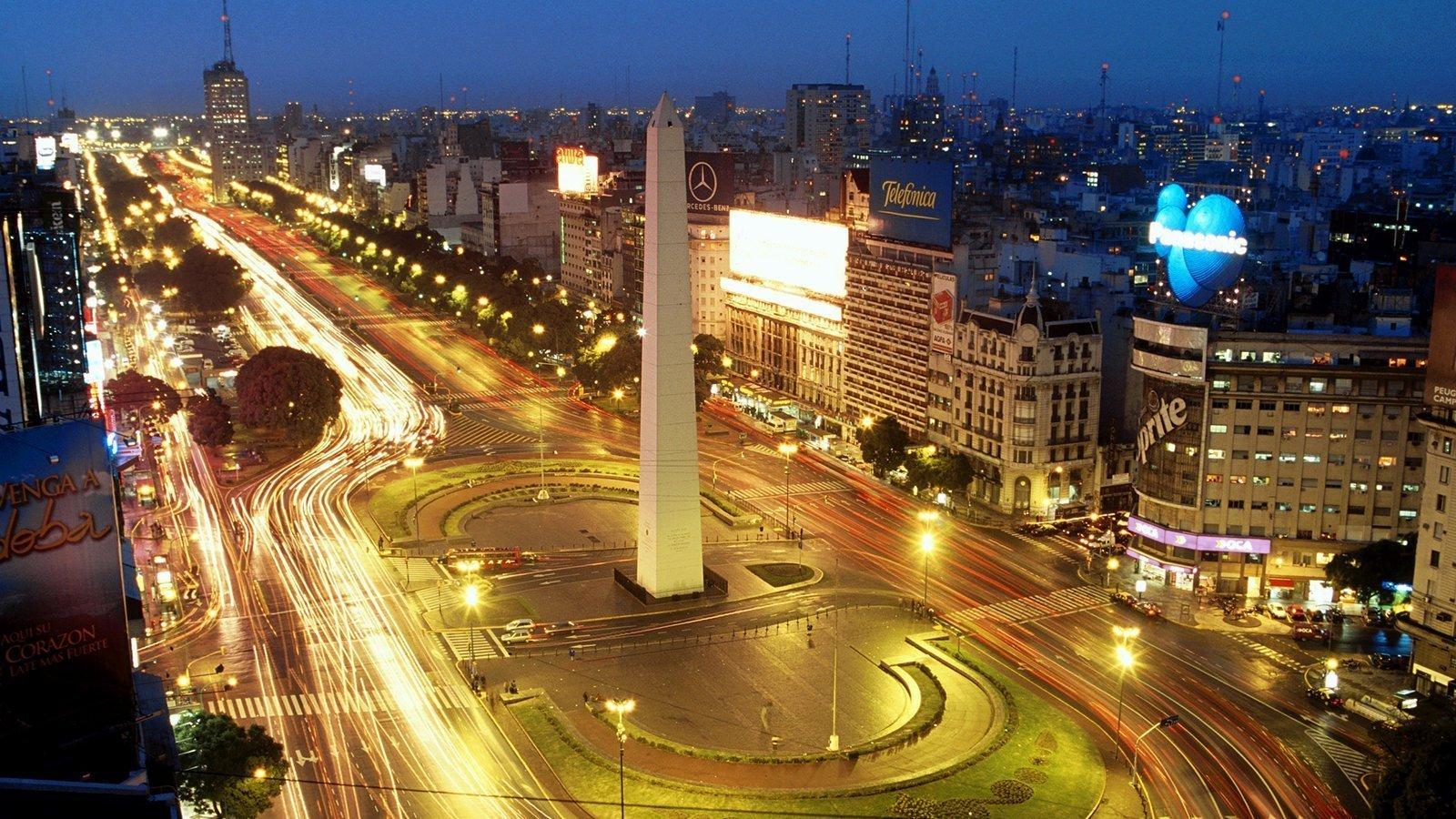 Curso na Argentina